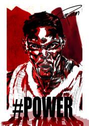 #POWER - Chris Bosh