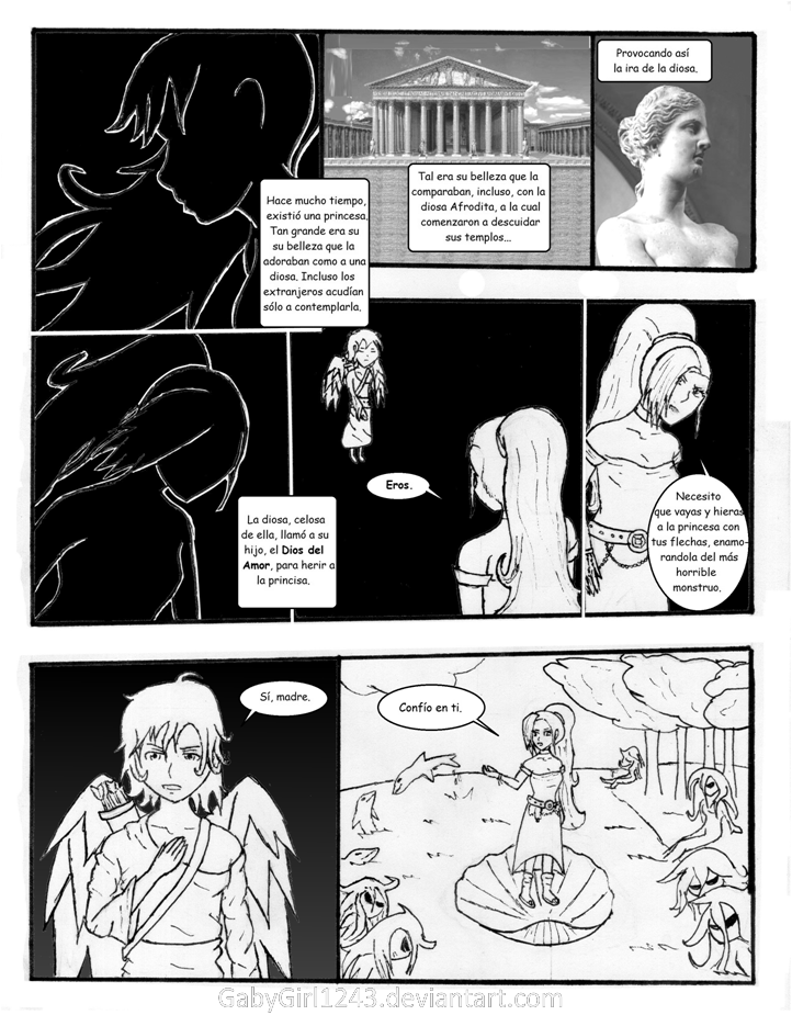 Eros y Psique - page 2 by GabyGirl1243