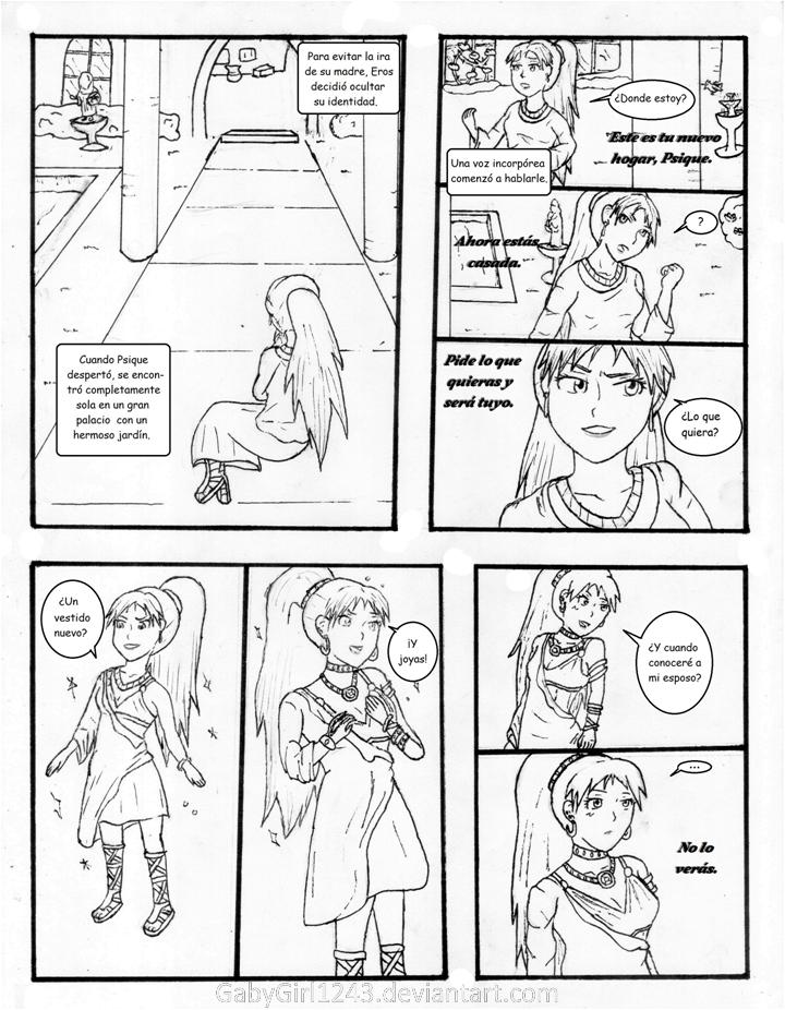 Eros y Psique - page 6 by GabyGirl1243