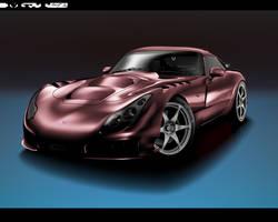Illustrator Car by MrT1337
