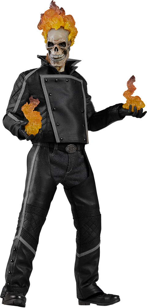 Marvel-ghost-rider-sixth-scale-silo-1003851 by werewolfblooddarui