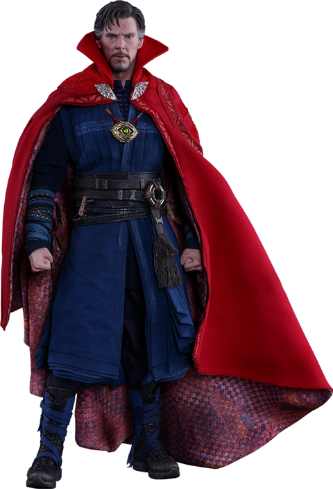 Marvel-doctor-strange-sixth-scale-hot-toys-silo-90 by werewolfblooddarui