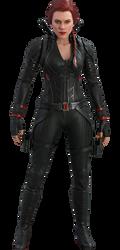Black-widow Marvel Silo by werewolfblooddarui