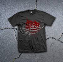 T-Shirt-Design by NAVIDRAHIMIRAD