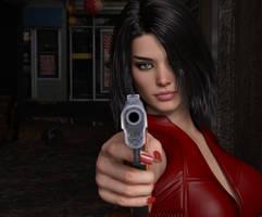 Gun by pulpone