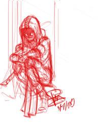 sketch 1/7/13 by saga1941