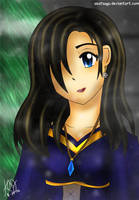 HP - OC Art by Asatsuyu