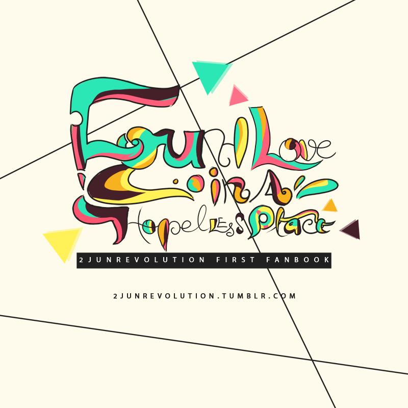 2junrevolution 1st fanbook by *wish1506