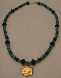 Kitten Necklace by Shinigami20