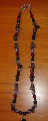 Onyx Necklace by Shinigami20