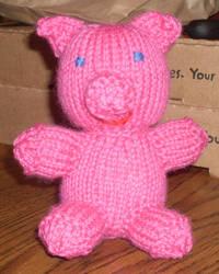 Precious Pig by Shinigami20