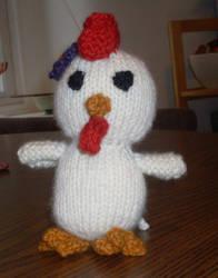 Cheepy Chick by Shinigami20