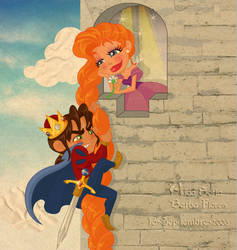 Rapunzel, rapunzel... by Kimi-mo