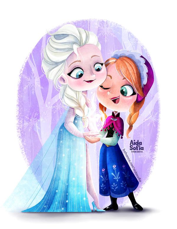 Frozen Heart by Kimi-mo