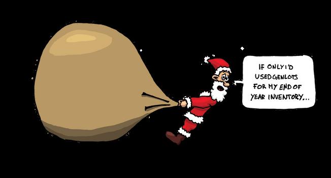 GenLots' Santa 2019