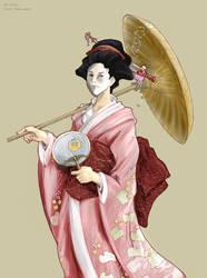 Collaboration - Geisha