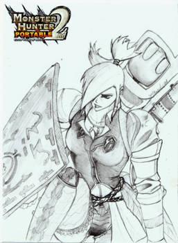 Monster Hunter Freedom 2 - 02