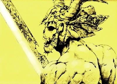 warrior by ftsl2000