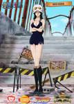 Nico Robin Dressrosa Outfit