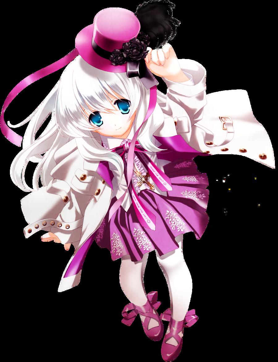 Partage de renders Anime_girl_render_5_by_rukirin16-d4u9y3s