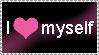 I love myself by najmo