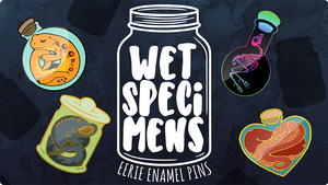 Wet Specimens: Live and Funded!