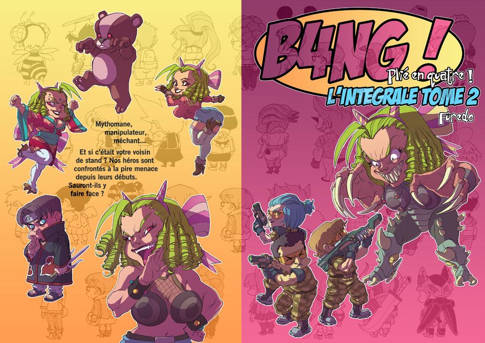 B4ng! l'integrale tome 2 by Furedo