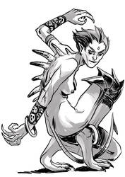 Demone by Furedo
