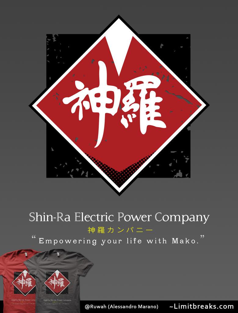 Shin-Ra Company [Final Fantasy VII] by Ruwah