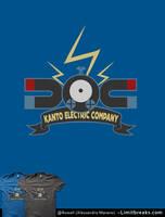 Kanto Electric Company [Pokemon] by Ruwah
