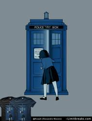 A magical box [Doctor Who, Narnia] by Ruwah