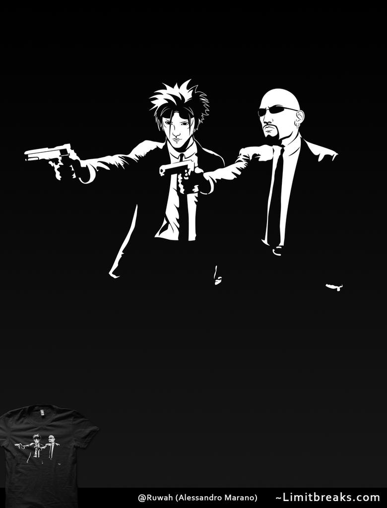 Turks Fiction [Final Fantasy VII/Pulp Fiction] by Ruwah