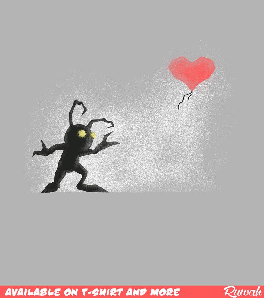 Kingdom Graffiti (Kingdom Hearts) by Ruwah