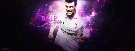 Gareth  Bale By Thiagogfx - Javia. by Lat1nGFX