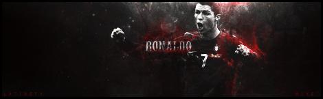 Ronaldo By gaviota1 - mike' by Lat1nGFX