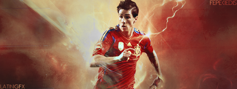 Fernando Torres By Fepekiedis by Lat1nGFX