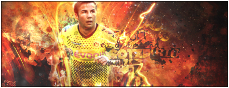 Mario Gotze By .d6ox by Lat1nGFX