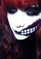 Halloween Make up by kali-vi
