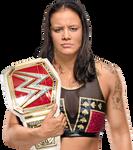 Shayna Baszler RAW Women's Champion