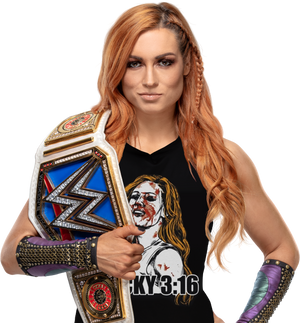 Becky Lynch 'Becky 3:16' Shirt