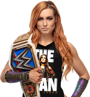 Becky Lynch 'The Man' Shirt v2