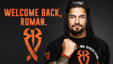 Welcome Back, Roman. by BrunoRadkePHOTOSHOP