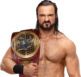 Drew McIntyre North American Champion