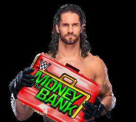 Seth Rollins RAW Mr Money in the Bank by BrunoRadkePHOTOSHOP