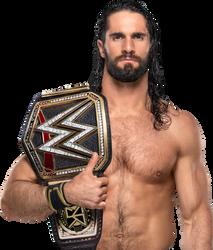 Seth Rollins WWE Champion 2019 by BrunoRadkePHOTOSHOP