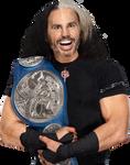 Matt Hardy Smackdown Tag Team Champion (WOKEN)