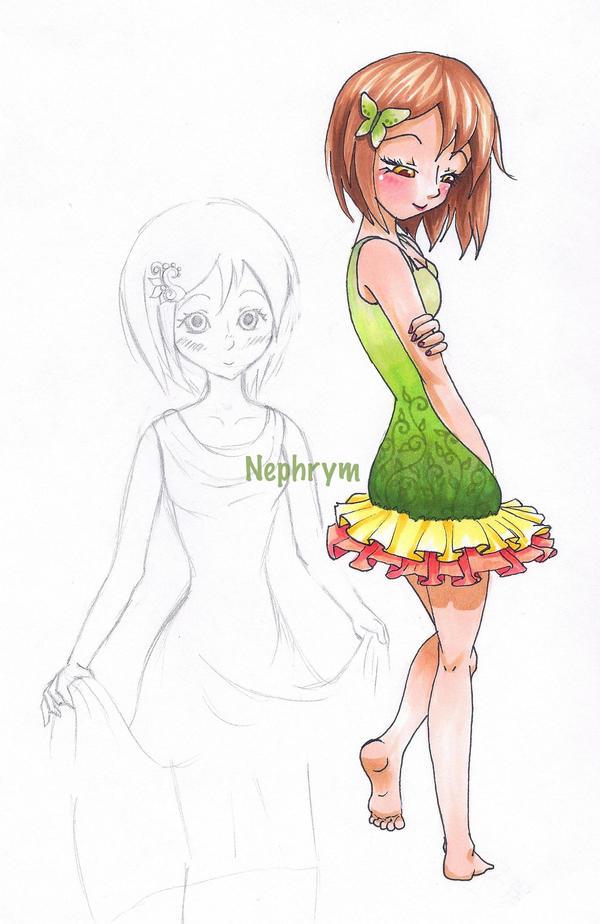Lucy for PureAngelDragon713 by Nephrym