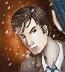 Dr. Who by Delsago