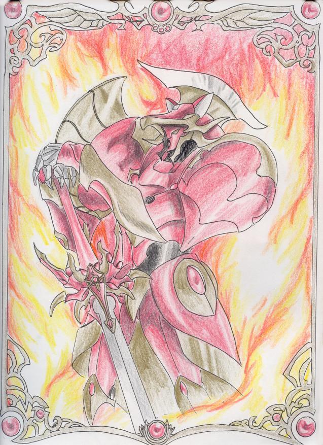 flaming rayearth by utenafangirl