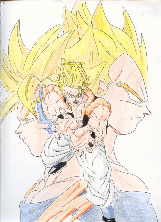 another DBZ by utenafangirl